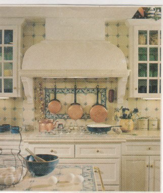 Tile Murals For Kitchen Walls